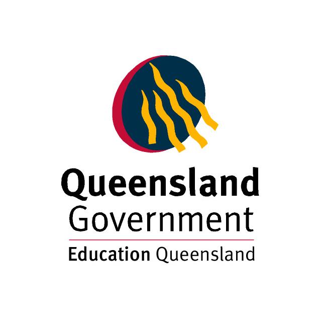 Logo Education Qld